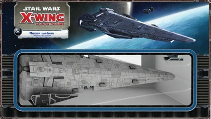 Star Wars: X-Wing - Le Jeu de Figurines - Raider Impérial