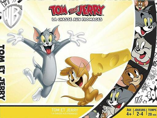 Tom & Jerry: La Chasse aux Fromages