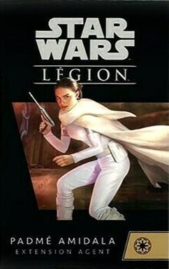 Star Wars: Légion - Padmé Amidala