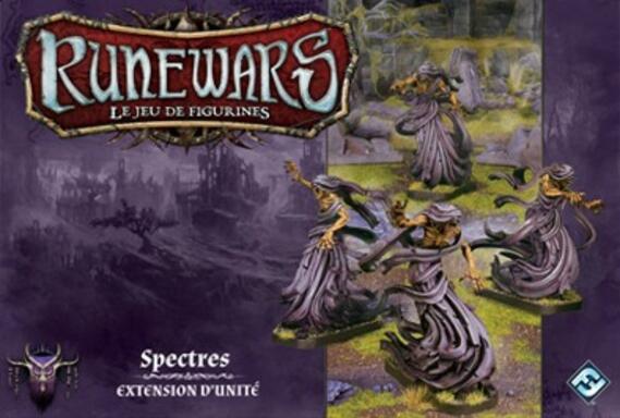Runewars: Le Jeu de Figurines - Spectres