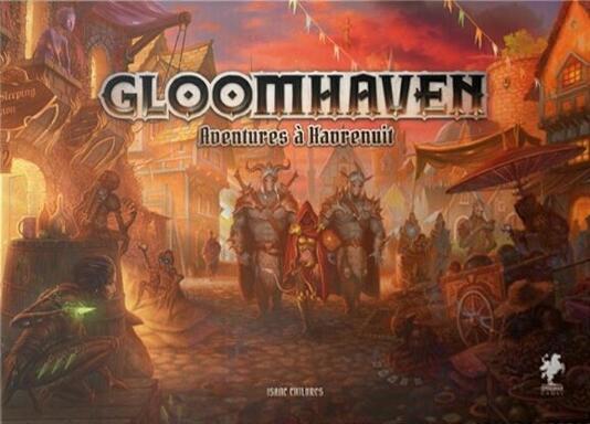 Gloomhaven: Aventures à Havrenuit