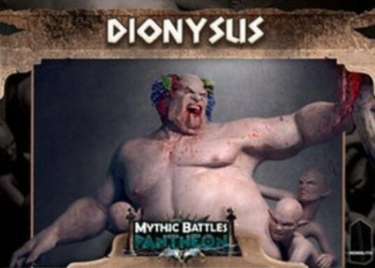 Mythic Battles: Pantheon - Dionysus