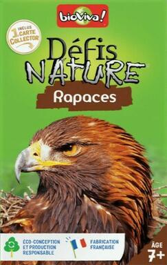 Défis Nature: Rapaces