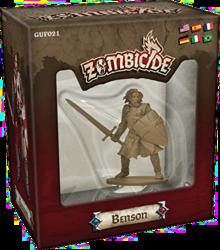 Zombicide: Black Plague - Benson