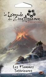 La Légende des Cinq Anneaux: Le Jeu de Cartes - Les Flammes Intérieures