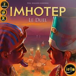 Imhotep: Le Duel