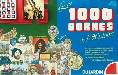 1000 Bornes: De l'Histoire