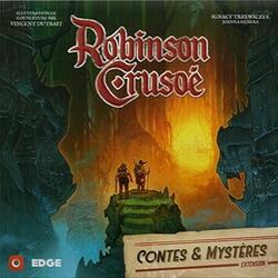 Robinson Crusoé: Aventures sur l'Île Maudite - Contes & Mystères