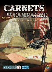 Mémoire 44: Carnets de Campagne - Volume 2