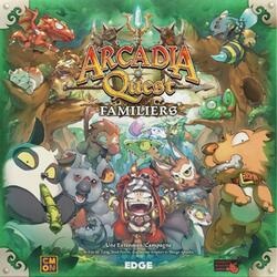 Arcadia Quest: Familiers
