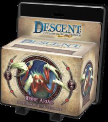 Descent: Voyages Dans les Ténèbres (Seconde Édition) - Reine Ariad