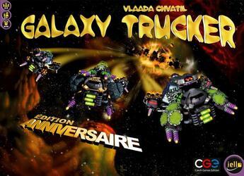 Galaxy Trucker: Édition Anniversaire