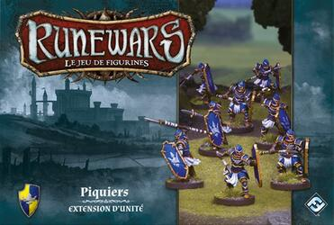 Runewars: Le Jeu de Figurines - Piquiers