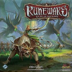 Runewars: Le Jeu de Figurines - Elfes Latari