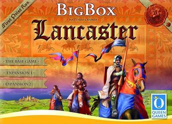 Lancaster: Big Box