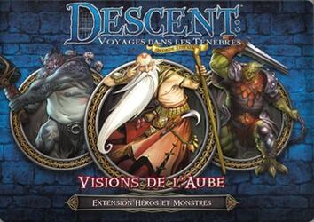 Descent: Voyages Dans les Ténèbres (Seconde Édition) - Visions de l'Aube