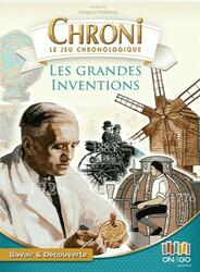 Chroni: Les Grandes Inventions