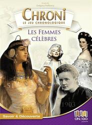 Chroni: Les Femmes Célèbres