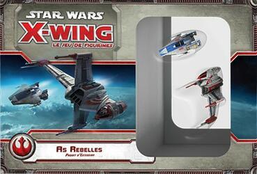Star Wars: X-Wing - Le Jeu de Figurines - As Rebelles