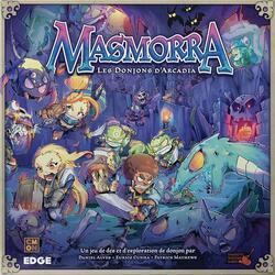 Masmorra: Les Donjons d'Arcadia