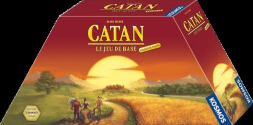 Catan: Le Jeu de Base - Version de Voyage