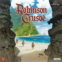 Robinson Crusoé: Aventures sur l'Île Maudite