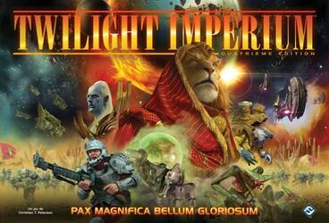 Twilight Imperium: Quatrième Edition