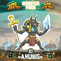 King of Tokyo/New York: Monster Pack - Anubis