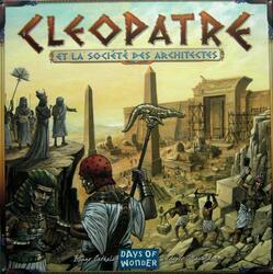 Cléopâtre et la Société des Architectes