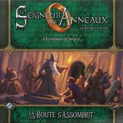 Le Seigneur des Anneaux: Le Jeu de Cartes - La Route s'Assombrit