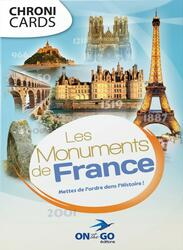 ChroniCards: Les Monuments de France