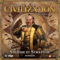 Sid Meier's Civilization: Le Jeu de Plateau - Sagesse et Stratégie