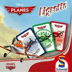 Ligretto: Planes