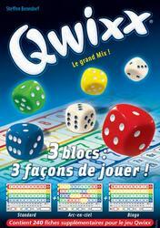 Qwixx: Le Grand Mix !
