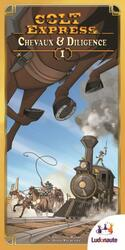 Colt Express: Chevaux & Diligence