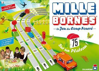 Mille Bornes: Sur un Plateau !