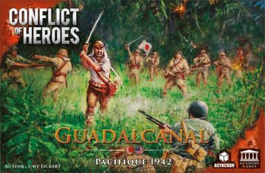 Conflict of Heroes: Guadalcanal - Pacifique 1942