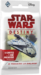 Star Wars: Destiny - A Travers la Galaxie