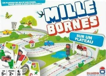 Mille Bornes: Sur un Plateau