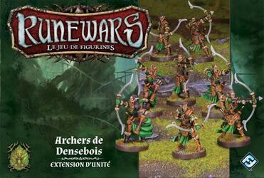 Runewars: Le Jeu de Figurines - Archers de Densebois