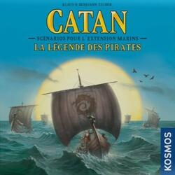Catan: La Légende des Pirates