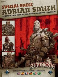 Zombicide: Black Plague - Special Guest - Adrian Smith