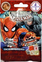 Dice Masters: The Amazing Spider-Man - Booster