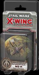Star Wars: X-Wing - Le Jeu de Figurines - Intercepteur M3-A