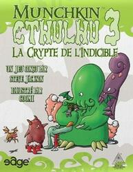 Munchkin: Cthulhu 3 - La Crypte de l'Indicible