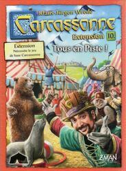 Carcassonne: Extension 10 - Tous en Piste !