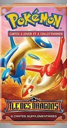 Pokémon: EX - Île des Dragons - Booster