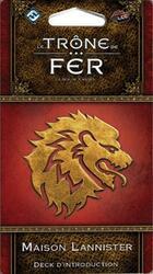 Le Trône de Fer: Le Jeu de Cartes - Maison Lannister