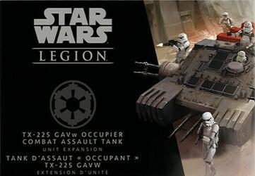 Star Wars: Legion - TX-225 GAVx Occupier Combat Assault Tank