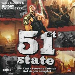 51st State: Set de Jeu Complet